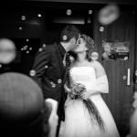 Photo de cérémonie de mariage Bayonne pays basque