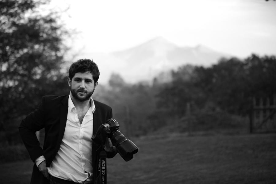 Yohann : votre photographe de mariage au Pays Basque